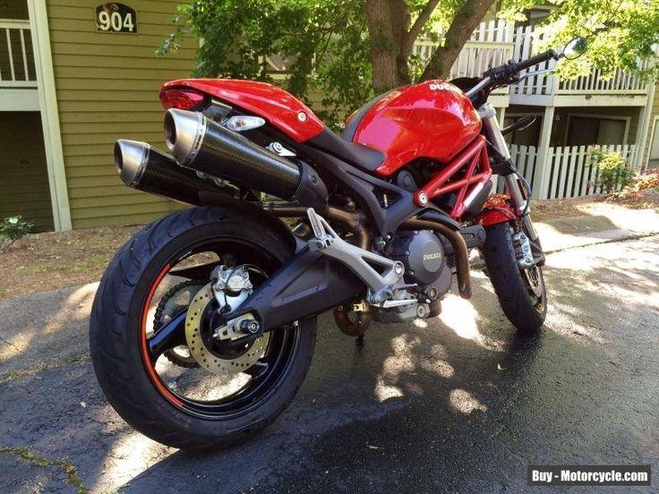 2012 Ducati Monster #ducati #monster #forsale #canada