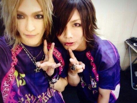 Reika - D=Out & Kazuki - SCREW
