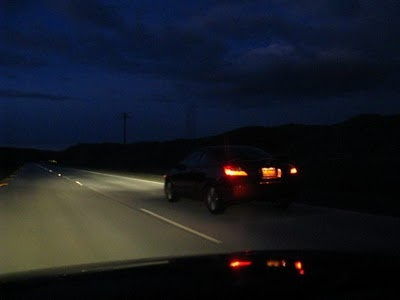 Never driven at night or just a little wary? Get experience from our night driving lessons.