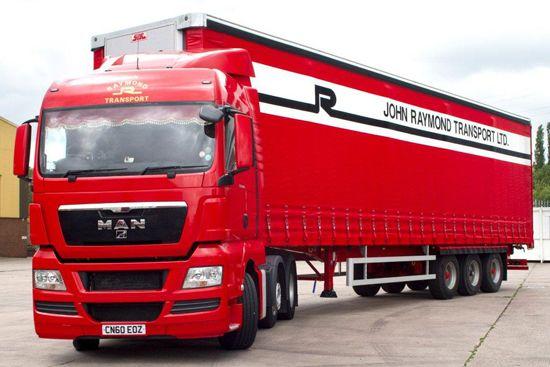 2010 MAN - John Raymond Transport