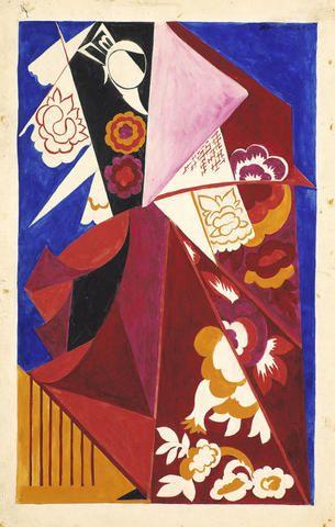 Многоликая Наталья Гончарова. Выставка, которую ждали сто лет