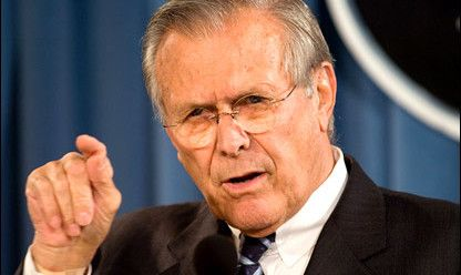 Donald Rumsfeld: Clearly, 'Hillary Clinton is the person responsible' for Benghazi deaths - BizPac Review