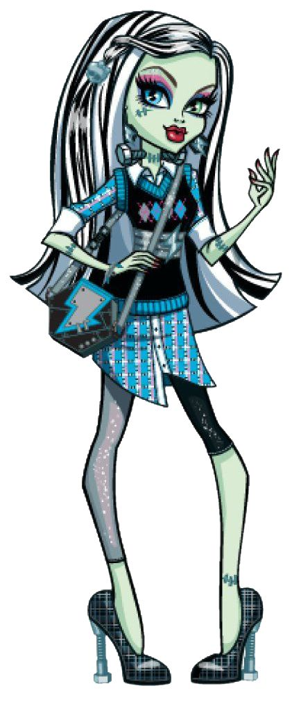 Frankie Stein - Monster High Wiki