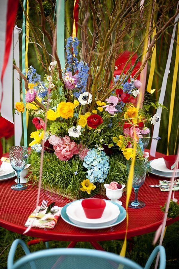 31 best Whimsical Garden Wedding images on Pinterest ... on Whimsical Backyard Ideas id=27803