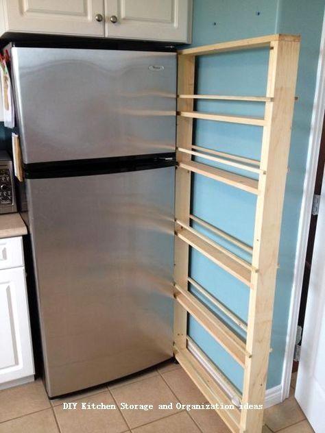10 Wahnsinnig vernünftige Aufbewahrungsideen für die DIY-Küche 3.1