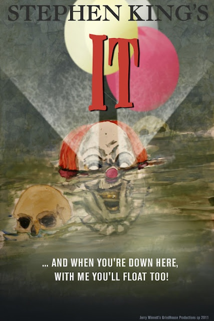 It - I still have nightmares about pennywise!