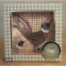 Tweedies - Crafter's Companion Portfolio