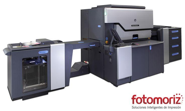 HP Indigo 7900 | Fotomoriz