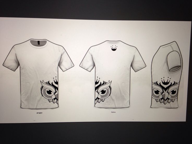 Owl Empire tshirt design 2
