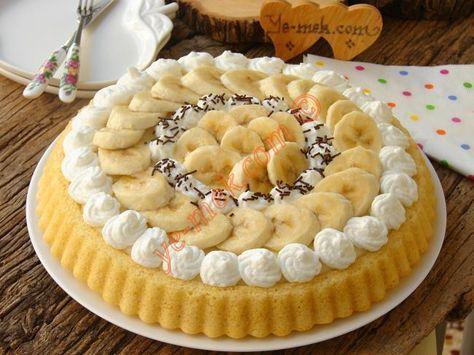 Muzun pastaya yakıştığı kadar başka hangi meyve yakışmış ki? Hiç abartmıyoruz, harika bir tarif oldu...