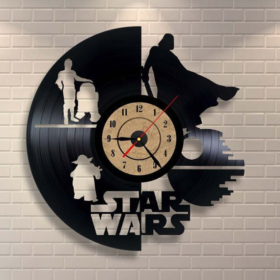 Star Wars/Vinyl? What more could you ask for?