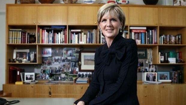 """Australia was once an outpost of """"rascals and outlaws"""" but will soon adjust to the shifting realities of power, says a Chinese state-owned newspaper, which also has called Foreign Minister Julie Bishop a """"complete fool"""". """"Australia's history is not short of records of human rights infringement on the Aboriginal population,"""" said the Global Times, China's most popular tabloid, in an editorial published in the newspaper's English and Chinese editions on Monday."""
