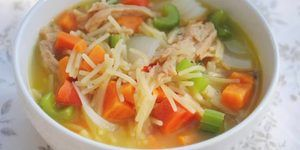 Hey Lady Blog LIVESTRONG tells us why #soup is #Healthy!