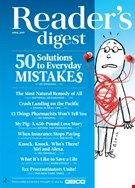 Reader's Digest Magazine 4/1/2017