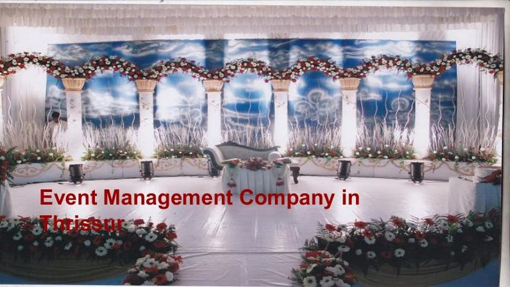 Our #event management company in Thrissur  is one pf the top #wedding #event management company in Kerala. Our team members are very active to provide most attractive services to all customers.