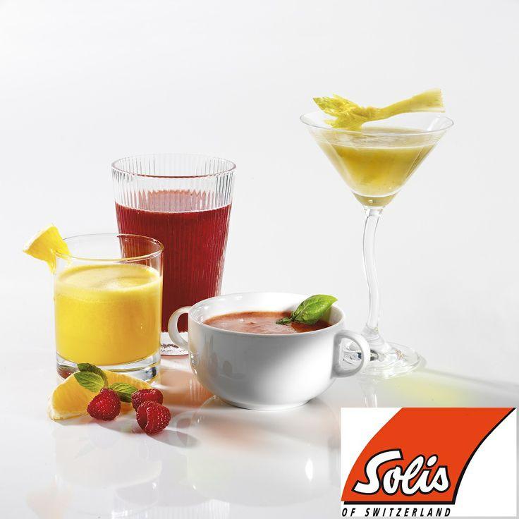 Groente en fruit gecombineerd in een sapje geeft je al het goede wat je lijf nodig heeft!