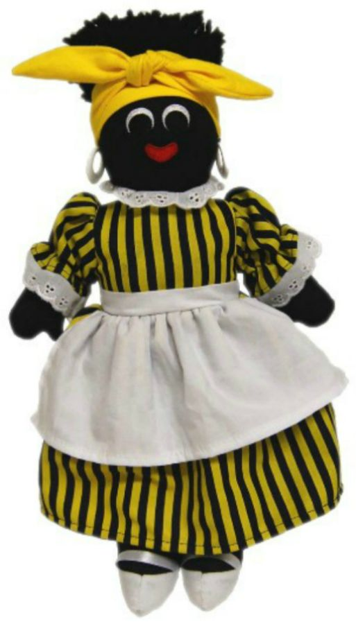 Mamee Golly Doll - 30cm http://www.thelookathome.com.au/shop/item/mamee-golly-doll-30cm