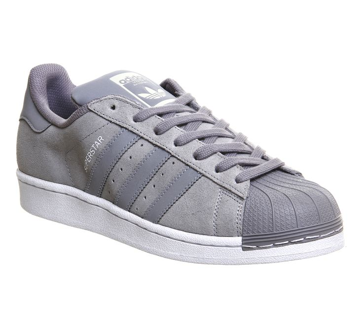 Adidas, Superstar 1, Light Grey Tech Pack