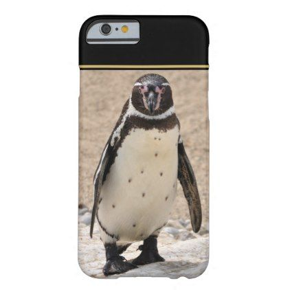 Humboldt Penguin Barely There iPhone 6 Case - photography gifts diy custom unique special