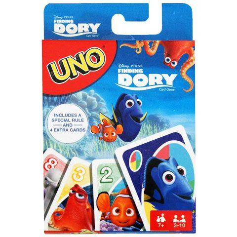 UNO kártyajáték-Szenilla nyomában (Mattel)