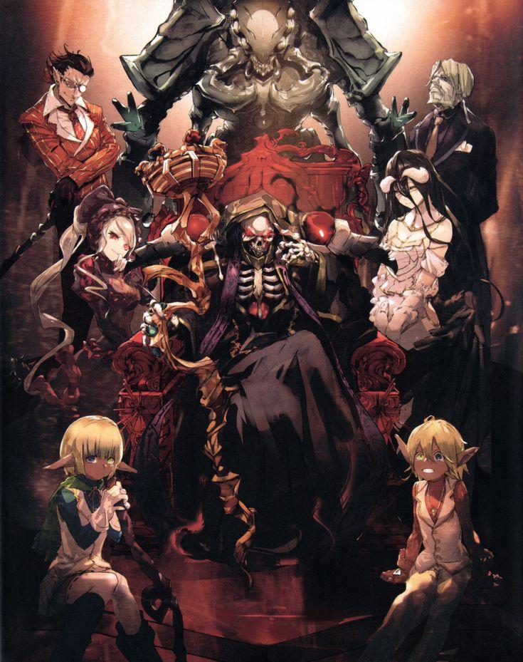 So-bin, Overlord (Series), Cocytus, Albedo (Overlord), Mare Bello Fiore