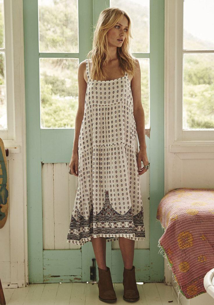 Auguste - Gypsy Girl Beach Dress