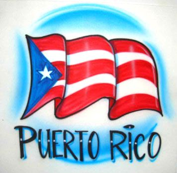 puerto rico and usa flag veterans day