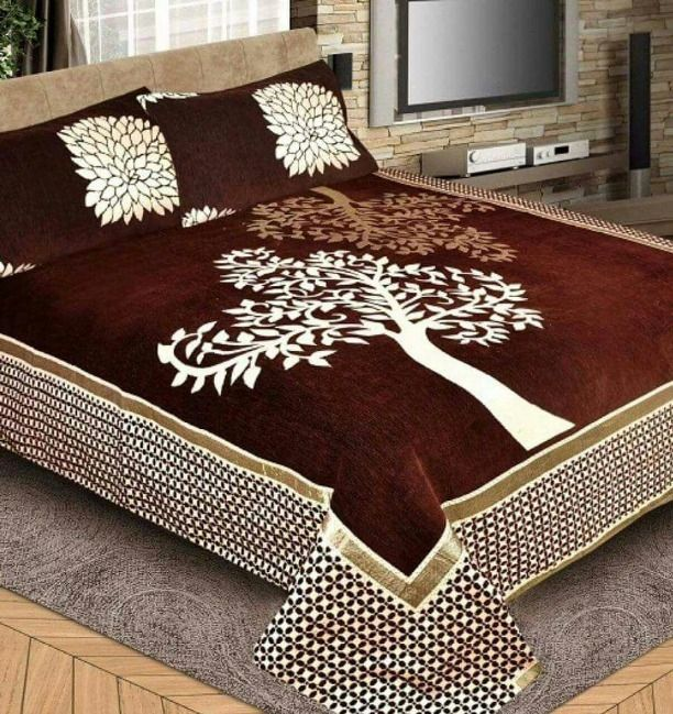 Luxurious Double Bedsheets Code 2gh8 Bed Sheets Pillow