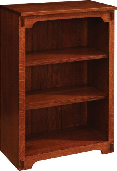 Up To 33 Off Buckingham Small Bookshelf Handcrafted Solid Wood Amish Living Room Furniture