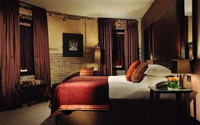 Boutique Hotel Rooms in Oxford - Malmaison Hotels
