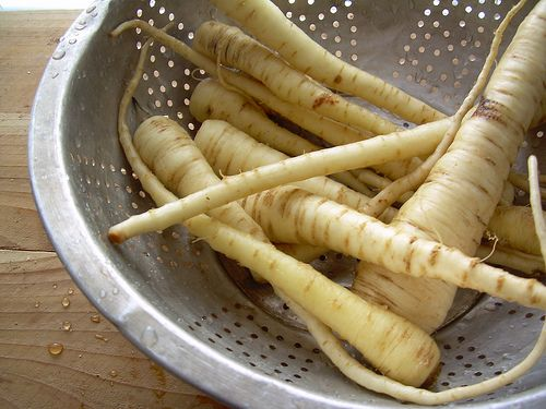 Herb Roasted Parsnips Recipe - How to Roast Parsnips