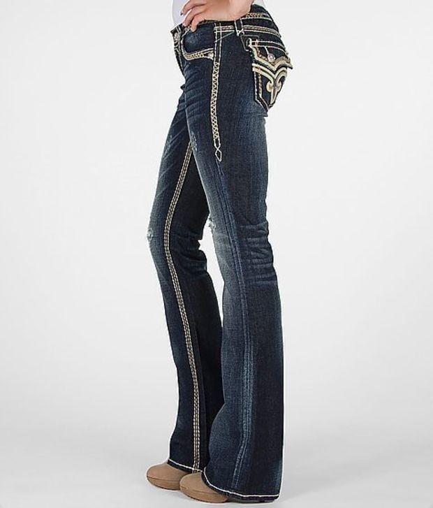 Rock Revival Kai Boot Stretch Jean - Women's Jeans | Buckle