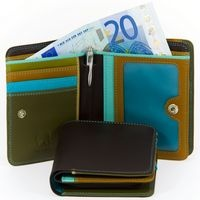 These are great wallets in mulitcolor