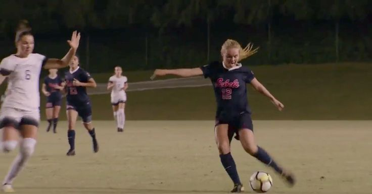 You absolutely need to watch this Ole Miss soccer goal