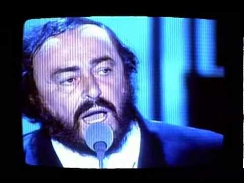U2 & L. Pavarotti | Miss Sarajevo Original Video - Absolutely love this ...brings tears every time I hear it !!! ♫♪