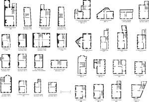 London house plans