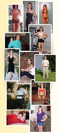 """Weight Loss Success Stories From @SparkPeople.com Join FREE and be the next """"after""""!"""