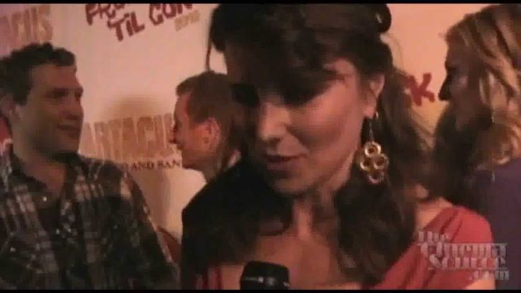 Andy Whitfield, Lucy Lawless, Jai Courtney Exclusive Interviews Spartacu...
