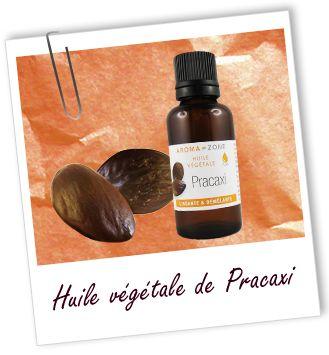 Huile végétale Pracaxi Aroma-Zone