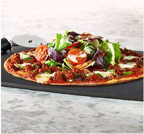 Pizza Express Sloppy Giuseppe Leggera from their 2014 spring menu - Lush and only 450 calories!