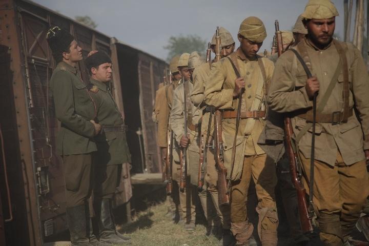 """Eve Dönüş: """"Sarıkamış 1915""""   Fotoğraflar"""
