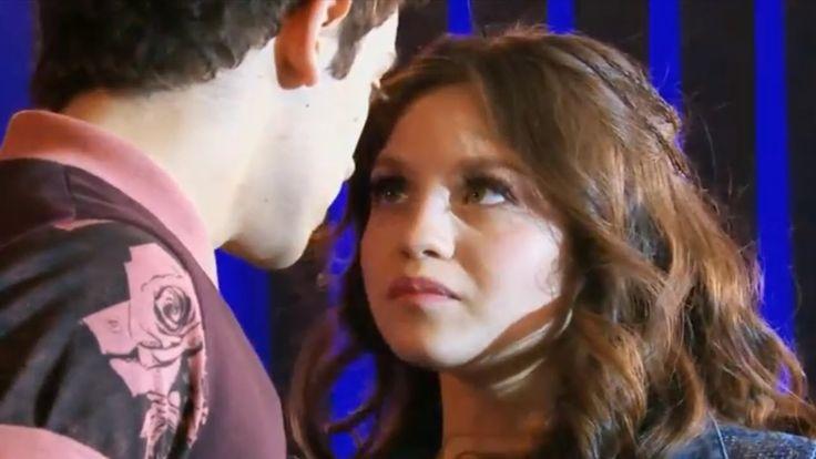"""Soy Luna - Luna y Matteo cantan """"Prófugos"""" y casi se besan, Simón se pon..."""