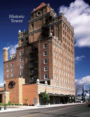 Marcus Whitman Hotel, Walla Walla,  WA- I have been here, it's lovely!