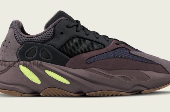 44c0f42fe282b adidas Yeezy Boost 700 Mauve Releasing In November Kanye West's Season 7  collection is scheduled to
