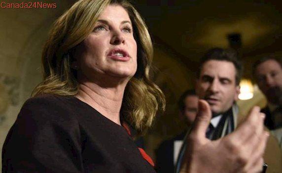 Rona Ambrose on Liberal government's NAFTA advisory council