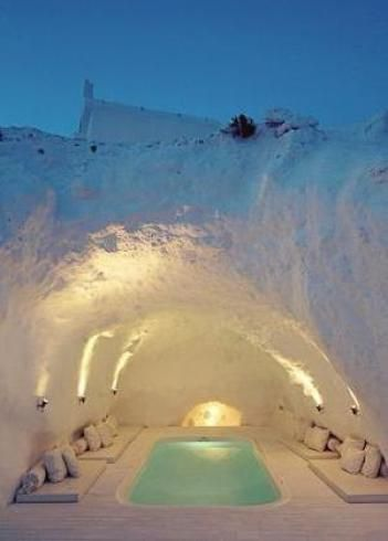 Katikies hotel santorini griekenland