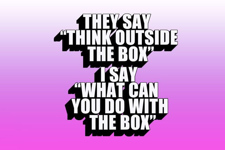 outside the box quotes | thinking outside the box quotes thinking outside of the box Quotes
