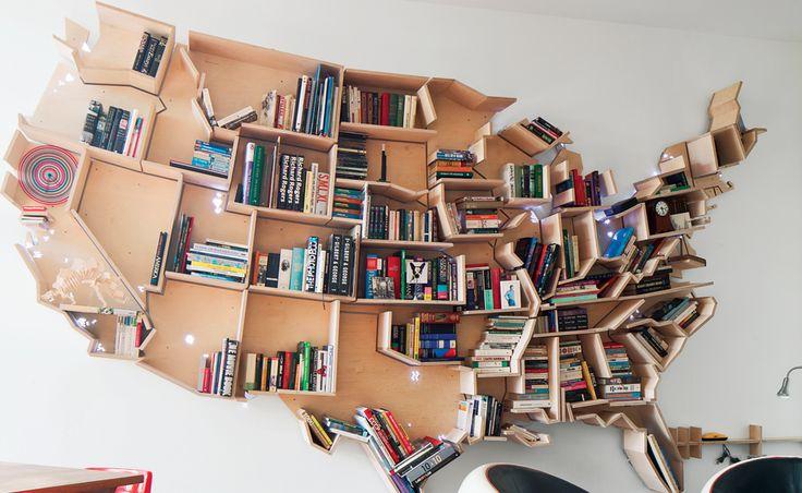 Je bestaande boekenkast net ietsje leuker maken? De bibliotheekladder is de nieuwste interieurtrend!