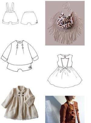 Cucire vestiti per bambini: con suor Alma è sempre domenica!