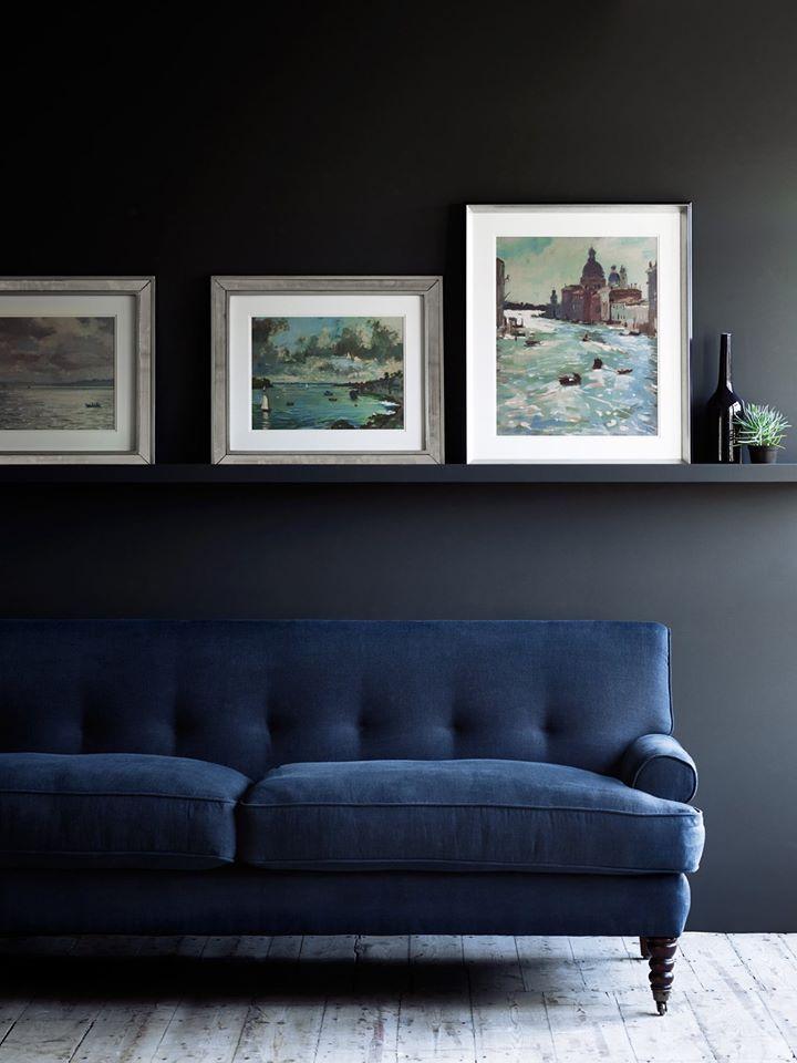 Best Beautiful New Fabrics Blauwe Kamers Thuis Woonkamer 400 x 300